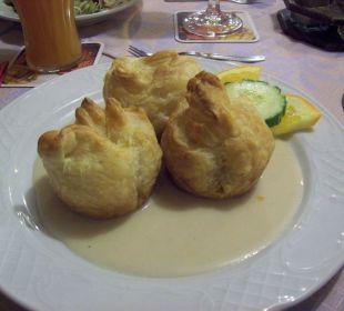 Abendessen Hotel Garni Altneudörflerhof