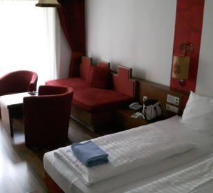 Superiorzimmer Family Hotel Schloss Rosenegg