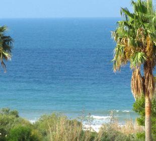 Ausblick von der Liege Fuerte Conil & Costa Luz Resort