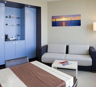 Studio Wohnbereich Atlantic Hotel Sail City