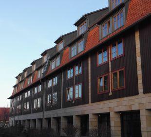Außenansicht HKK Hotel Wernigerode