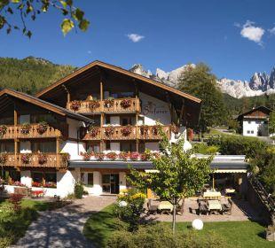 Hausansicht Naturpark Hotel Stefaner