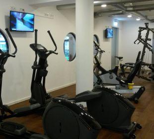 Fitnessstudio Carat Golf & Sporthotel Residenz