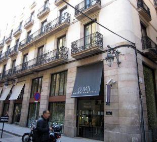 Street view Hotel Ciutat de Barcelona