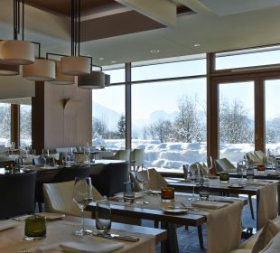 Restaurant Kempinski Hotel Berchtesgaden