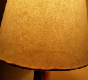 Angelaufener Lampenschirm Comfort Garni Hotel