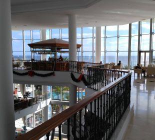 Ausblick von der Rezeption SBH Hotel Costa Calma Palace