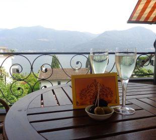 Vom Balkon Sunstar Boutique Hotel Villa Caesar