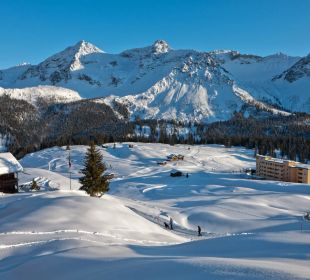 Winter Wonder Land Golf- & Sporthotel Hof Maran