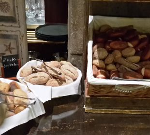 Frühstück  Hotel Colosseo Europa-Park