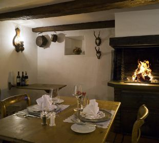 Restaurant Il Capitan Chesa Salis Historic Hotel Engadin