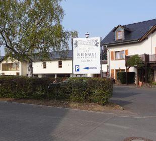Das Hotel Landgasthaus Blücher