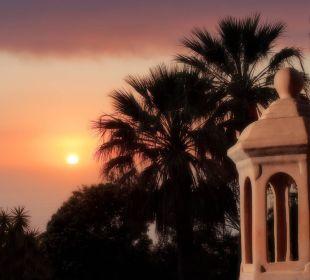 Sonnenuntergang  Hotel La Palma Jardin