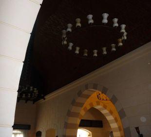 Lobby mit Gewölbe