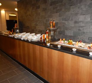 Buffet Abendessen