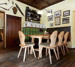 Unser Stammtisch hier treffen sich die Eingeboren Hotelchen Döllacher Dorfwirtshaus