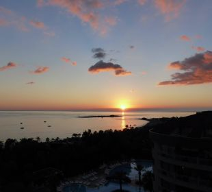 Sonnenuntergang Kirman Leodikya Resort
