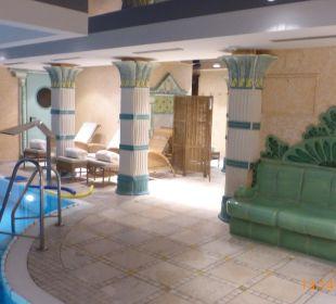 Wellnessbereich Strandhotel Heringsdorf