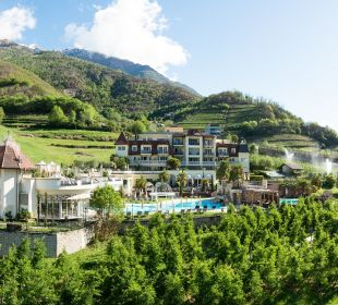 Außenansicht Luxury DolceVita Resort Preidlhof