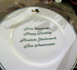 Geburtstag Hotel Riu Garoe