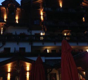 Außenansicht Hotel Großarler Hof
