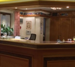 Lobby WellVital Hotel Tyrol