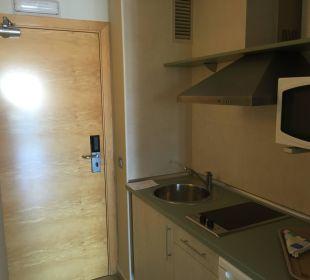 Küchenzeile Studio Marinas de Nerja Beach & Spa