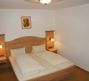 Schlafzimmer Fewo Alpbachtal/Austria Pension Alpina