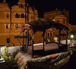 Hotel am Abend Hotel Deogarh Mahal