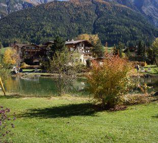 Gartenanlage Hotel Forster's Naturresort