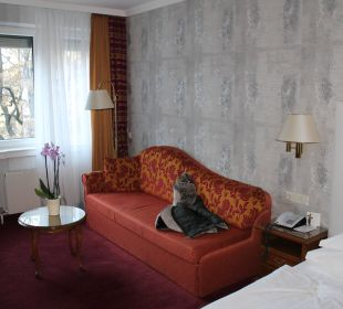 Couch Hotel Stefanie