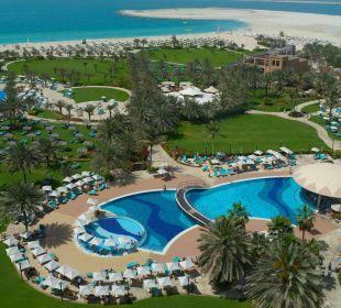 Garten mit Pools Le Royal Méridien Beach Resort & Spa Dubai