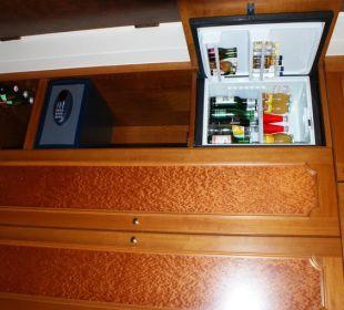 Minibar und Safe Hotel Capricorno