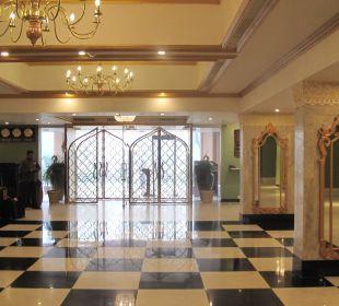Eingangsbereich Clarks Shiraz Hotel