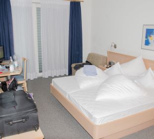 Doppelzimmer mit Kabel TV  Hotel Ladurner
