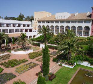 Blick zum Restaurant Fuerte Conil & Costa Luz Resort