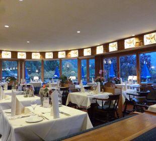 Blick in den Restaurantbereich Hotel Prinz - Luitpold - Bad