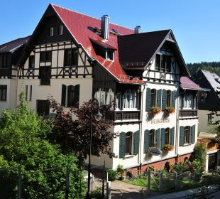 Hotel-Pension Heimburg Bad Elster Hotel-Pension Heimburg