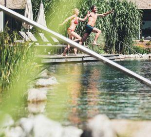 Naturschwimmteich Hotel Nesslerhof