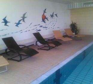 Großer Pool Sporthotel Sonnhalde