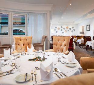 Alpenhaus. Restaurant Das Alpenhaus Gasteinertal