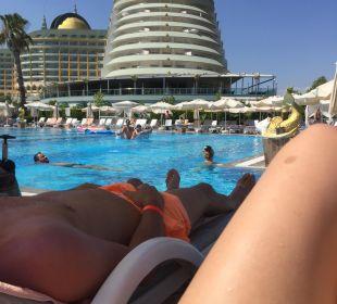 Poolaussicht von Pool 2 Hotel Delphin Imperial