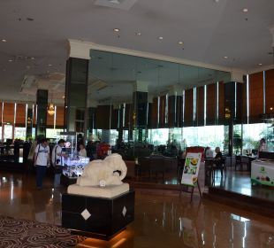 Lobby Bar Hotel Holiday Inn Chiangmai