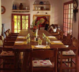 Speisesaal Hacienda Los Andes