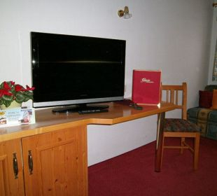 Flat Screen TV Landgasthof Zum Schnapsbrenner