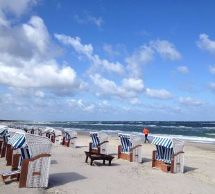 Strand Strandhotel Fischland