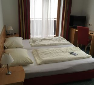 Bett Ferienhotel Martinerhof