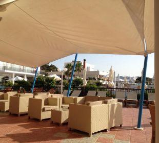 Barbereich am Pool Hotel Osiris