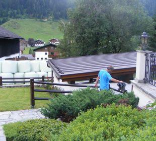 Ausgang Ferienhaus Monika Winter