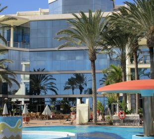 Hotel mit schöner Architektur SBH Hotel Costa Calma Palace